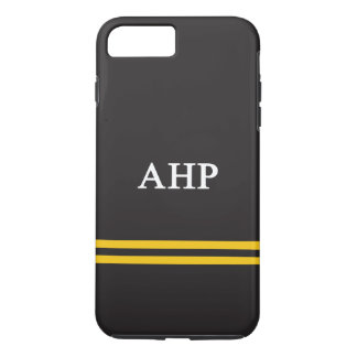 Alpha Eta Rho | Sport Stripe iPhone 8 Plus/7 Plus Case