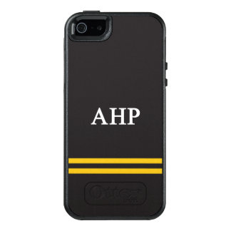 Alpha Eta Rho | Sport Stripe OtterBox iPhone 5/5s/SE Case