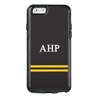 Alpha Eta Rho | Sport Stripe OtterBox iPhone 6/6s Case