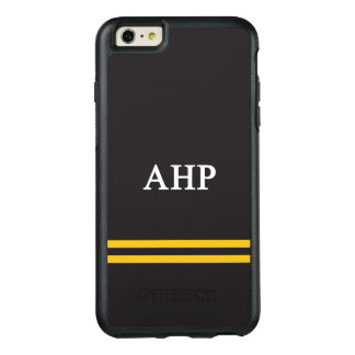 Alpha Eta Rho | Sport Stripe OtterBox iPhone 6/6s Plus Case