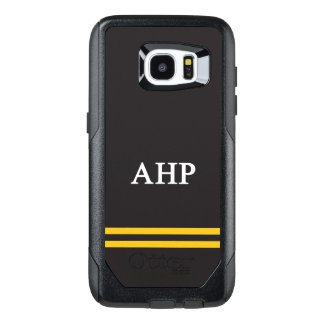 Alpha Eta Rho | Sport Stripe OtterBox Samsung Galaxy S7 Edge Case