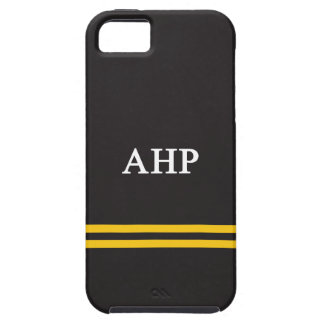 Alpha Eta Rho | Sport Stripe Tough iPhone 5 Case