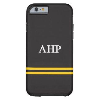Alpha Eta Rho | Sport Stripe Tough iPhone 6 Case