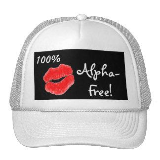 Alpha-Free Trucker Hats