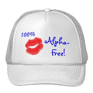 Alpha-Free Mesh Hats