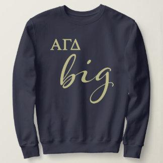 Alpha Gamma Delta Big Script Sweatshirt
