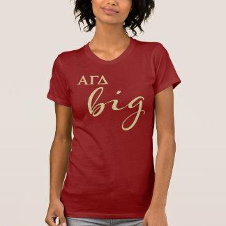 Alpha Gamma Delta Big Script T-Shirt