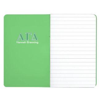 Alpha Gamma Delta Green Letters Journal