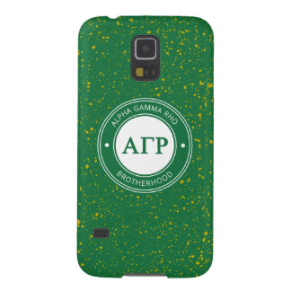 Alpha Gamma Rho | Badge Galaxy S5 Covers