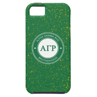 Alpha Gamma Rho | Badge iPhone 5 Covers