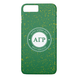 Alpha Gamma Rho | Badge iPhone 8 Plus/7 Plus Case