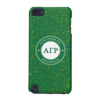 Alpha Gamma Rho | Badge iPod Touch 5G Case