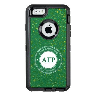 Alpha Gamma Rho | Badge OtterBox iPhone 6/6s Case