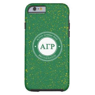 Alpha Gamma Rho | Badge Tough iPhone 6 Case