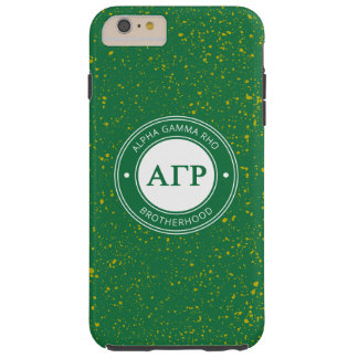Alpha Gamma Rho | Badge Tough iPhone 6 Plus Case