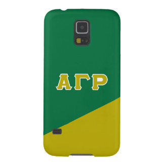 Alpha Gamma Rho | Greek Letters Galaxy S5 Covers