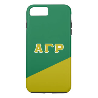 Alpha Gamma Rho | Greek Letters iPhone 8 Plus/7 Plus Case