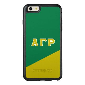 Alpha Gamma Rho | Greek Letters OtterBox iPhone 6/6s Plus Case