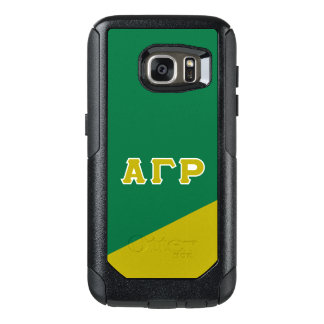 Alpha Gamma Rho | Greek Letters OtterBox Samsung Galaxy S7 Case