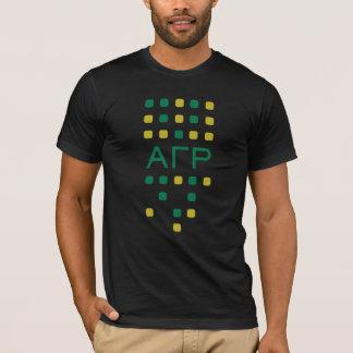 Alpha Gamma Rho - Letters Vertical T-Shirt