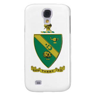 Alpha Gamma Rho Official Coat of Arms Galaxy S4 Case