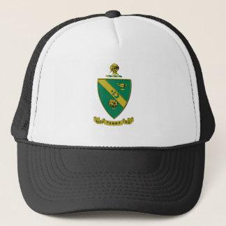 Alpha Gamma Rho Official Coat of Arms Trucker Hat