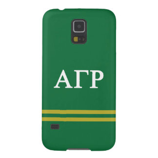 Alpha Gamma Rho | Sport Stripe Cases For Galaxy S5