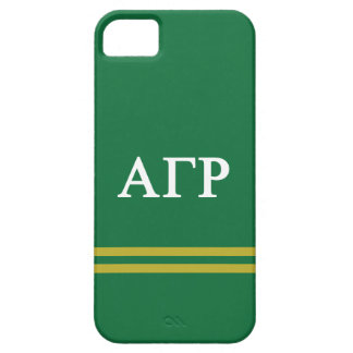 Alpha Gamma Rho | Sport Stripe iPhone 5 Covers