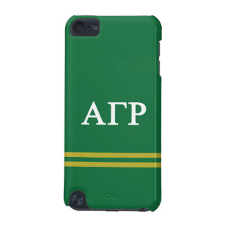 Alpha Gamma Rho | Sport Stripe iPod Touch (5th Generation) Covers