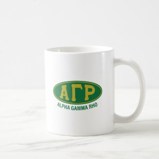 Alpha Gamma Rho | Vintage Coffee Mug