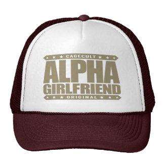 ALPHA GIRLFRIEND - I Wear The Skinny Jeans, Gold Cap