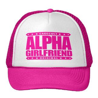 ALPHA GIRLFRIEND - I Wear The Skinny Jeans, Pink Cap
