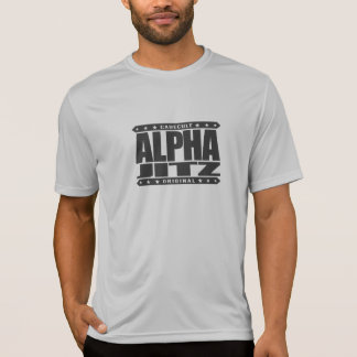 ALPHA JITZ - I Love Brazilian Jiu-Jitsu, Black T Shirts