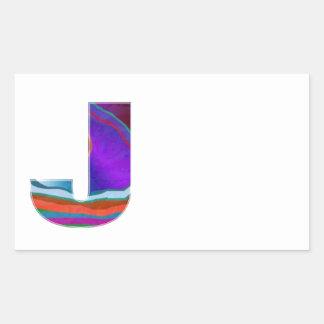 ALPHA JJJ Alphabet: name initial ref ID IDENTITY Stickers