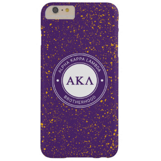 Alpha Kappa Lambda | Badge Barely There iPhone 6 Plus Case