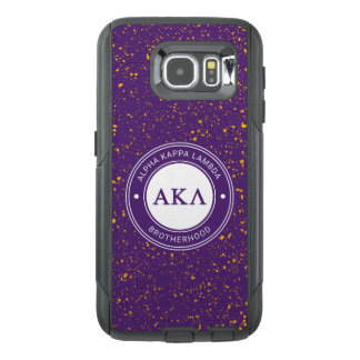 Alpha Kappa Lambda | Badge OtterBox Samsung Galaxy S6 Case