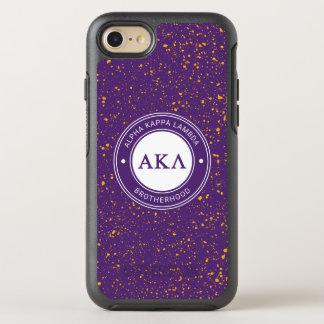 Alpha Kappa Lambda | Badge OtterBox Symmetry iPhone 7 Case