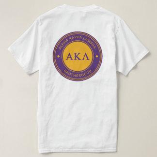 Alpha Kappa Lambda | Badge T-Shirt