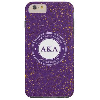 Alpha Kappa Lambda | Badge Tough iPhone 6 Plus Case