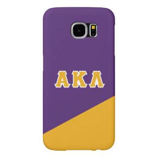Alpha Kappa Lambda | Greek Letters Samsung Galaxy S6 Cases