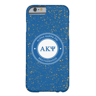 Alpha Kappa Psi | Badge Barely There iPhone 6 Case