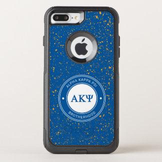 Alpha Kappa Psi | Badge OtterBox Commuter iPhone 8 Plus/7 Plus Case