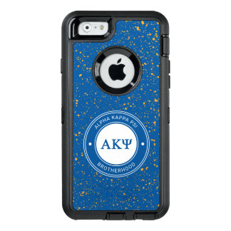 Alpha Kappa Psi | Badge OtterBox Defender iPhone Case