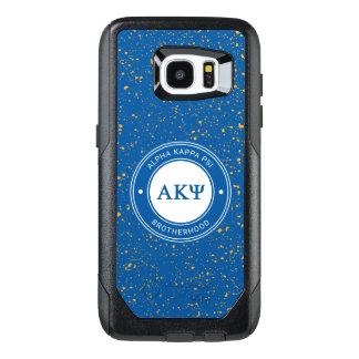 Alpha Kappa Psi | Badge OtterBox Samsung Galaxy S7 Edge Case