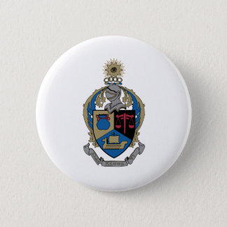 Alpha Kappa Psi - Coat of Arms 6 Cm Round Badge