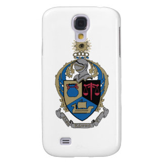 Alpha Kappa Psi - Coat of Arms Galaxy S4 Case