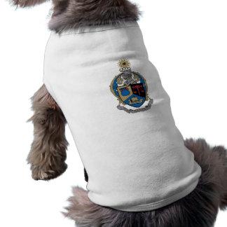 Alpha Kappa Psi - Coat of Arms Sleeveless Dog Shirt