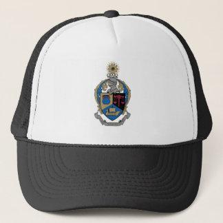 Alpha Kappa Psi - Coat of Arms Trucker Hat