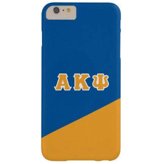Alpha Kappa Psi | Greek Letters Barely There iPhone 6 Plus Case