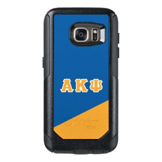 Alpha Kappa Psi | Greek Letters OtterBox Samsung Galaxy S7 Case